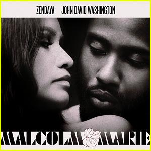 Zendaya & John David Washington's Netflix Movie 'Malcolm & Marie' Gets First Trailer - Watch Now!