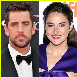 Aaron Rodgers' Fiancee Confirmed to Be Shailene Woodley, Source Says It's 'Not Surprising He Proposed So Fast'
