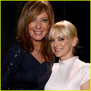 Allison Janney Gets Candid About Anna Faris Leaving 'Mom'