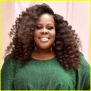 Amber Riley Reveals the 'Glee' Song That Still Haunts Her Today