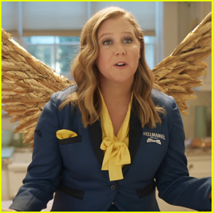 Amy Schumer is Your 'Fairy God-Mayo' in Hellmann's Super Bowl 2021 Commercial - Watch Now!