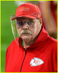 Andy Reid Breaks Silence on Son's Car Crash That Badly Injured Five-Year-Old Girl