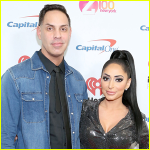 Jersey Shore's Angelina Pivarnick Says She & Her Husband 'Never Have Sex'