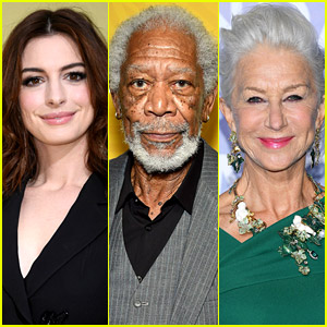 Anne Hathaway, Morgan Freeman, Helen Mirren, & More to Lead 'Solos' Series for Amazon