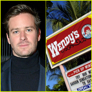 Wendy's Seemingly Roasts Armie Hammer with a Cannibalism Tweet