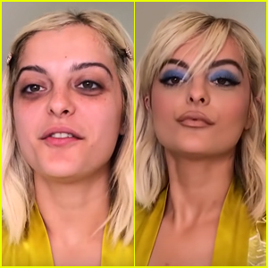 Bebe Rexha States This ' Favorite' Concealer Is Her Dark Sectors Solution!