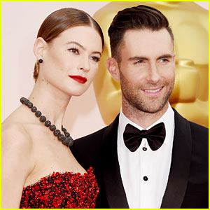 Behati Prinsloo Shares Rare Photo of Daughter Gio's Face!