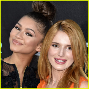 Bella Thorne Remembers Being 'Pitted Against' 'Shake It Up' Co-Star Zendaya