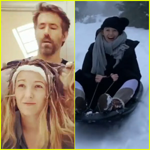 Blake Lively & Ryan Reynolds Share Sweet Posts for Each Other on Valentine's Day