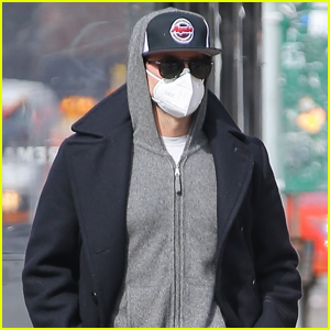 Bradley Cooper Keeps a Low Profile While Out & About in NYC