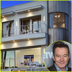 Bryan Cranston Is Selling His $5 Million Eco-Friendly Beach Home - See the Pictures!
