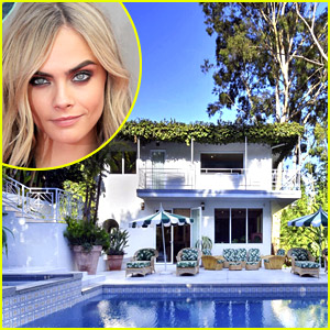 Cara Delevingne Lists Hollywood Hills Home for $3.75 Million - See Photos from Inside!