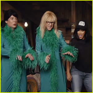 Cardi B Joins Wayne's World in Super Bowl Commercial 2021 for Uber Eats - Watch Now!