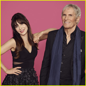 Zooey Deschanel & Michael Bolton to Co-Host 'Celebrity Dating Game' on ABC!