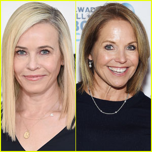 Chelsea Handler Admits She Went to Dinner at Jeffrey Epstein's House with Katie Couric, Names the Other Celebrities in Attendance