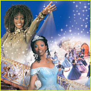 Brandy Announces 'Rodgers & Hammerstein's Cinderella' Is Coming to Disney+!