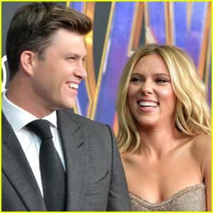 Colin Jost & Scarlett Johansson Are Worried About Michael Che's Wedding Present