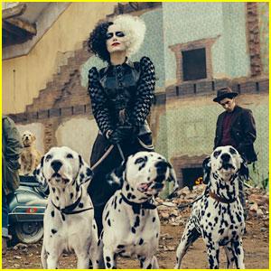 See Emma Stone as Cruella de Vil in New Poster, 'Cruella' Trailer Debuts Tomorrow!