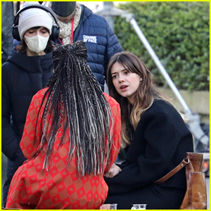 Daisy Edgar-Jones Starts Filming 'Fresh' in Vancouver With Jonica Gibbs