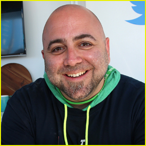 Food Network Star Duff Goldman Welcomes First Child With Wife Johnna!