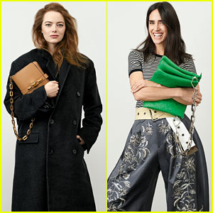 Emma Stone, Jennifer Connelly Among Many in New Star-Studded Louis Vuitton Campaign