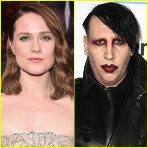 Evan Rachel Wood Reposts Other Reports of Abuse By Marilyn Manson (Including Text Message Receipts)