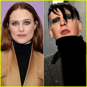 Evan Rachel Wood Says Ex-Fiance Marilyn Manson 'Horrifically Abused' Her for Years