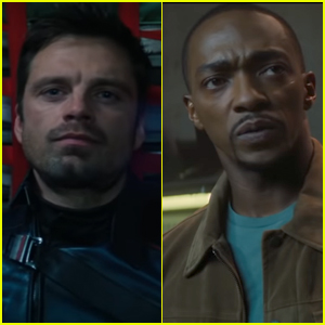 Sebastian Stan & Anthony Mackie Star in New 'The Falcon And the Winter Trailer' Released During Super Bowl 2021 - Watch Now!