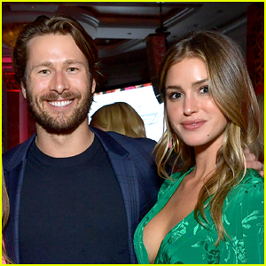 Glen Powell's Girlfriend Gigi Paris Calls Him An 'American Hemsworth' In Sweet Valentine's Day Post