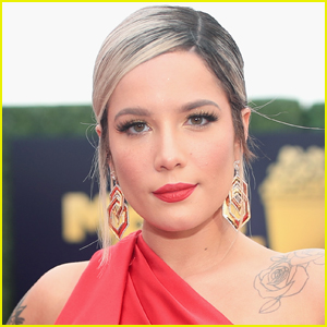 Halsey Just Received Her First Baby Gift From a Famous Friend!