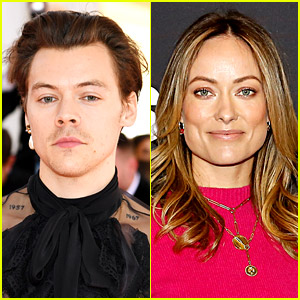 Harry Styles & Olivia Wilde 'Spend All Their Time Together,' a Source Says