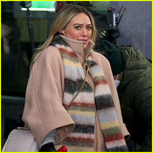 Photos from Hilary Duff's Final Day on 'Younger' Set Reveal Big Spoilers!