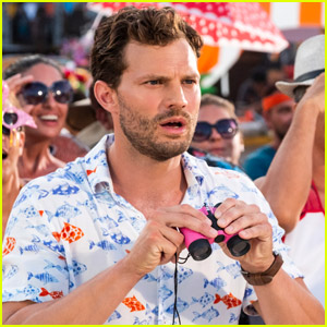 Jamie Dornan Talks 'Barb & Star' Sequel Possibility & How Many Shirts He Ripped Off