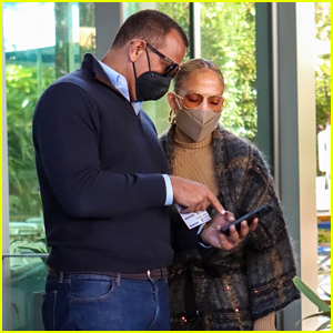 Jennifer Lopez & Alex Rodriguez Grab Lunch Together Amid Claims He Had A Relationship With 'Southern Charm' Star