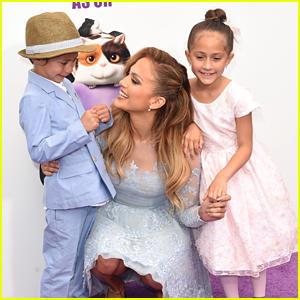 Jennifer Lopez Celebrates Her Twins Max & Emme's 13th Birthdays: 'OMG!'