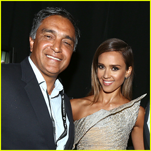Jessica Alba Dances With Dad Mark While Revealing He Has Thyroid Cancer