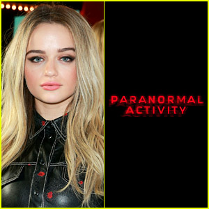 Joey King's Movie 'The In Between' & New 'Paranormal Activity' Film Are Going to Paramount+