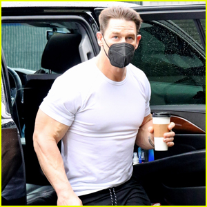 John Cena Showcases His Muscles While Going to the Gym in Canada