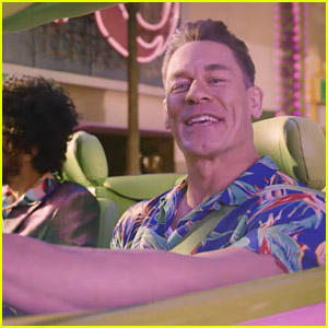 John Cena & Mountain Dew's Super Bowl Commercial Includes a Million Dollar Contest for Counting Bottles (Video)