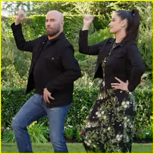 John Travolta & Daughter Ella Recreate 'Grease' Dance for Scotts Miracle-Gro Super Bowl 2021 Commercial - Watch Now!