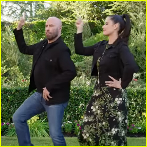 John Travolta's Super Bowl 2021 Commercial Features Him Dancing with Daughter Ella for Scotts & Miracle-Gro! (Video)