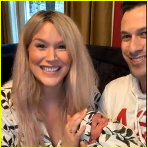 Singer Joss Stone Welcomes Baby Girl With Boyfriend Cody DaLuz