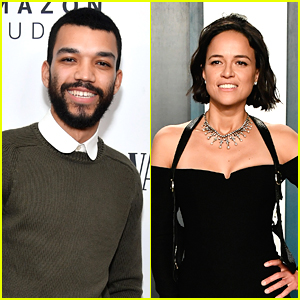 Michelle Rodriguez & Justice Smith Join Chris Pine in 'Dungeons & Dragons' Live Action Movie