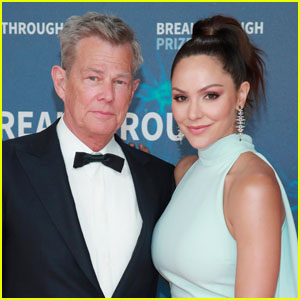 Katharine McPhee & David Foster Welcome Their First Child!