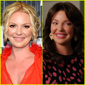 Katherine Heigl Explains Why She Changed Her Hair Color for 'Firefly Lane' Series