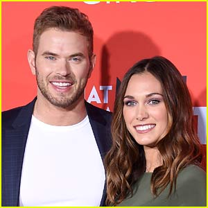 Twilight's Kellan Lutz Welcomes First Child with Wife Brittany - See the First Photos!