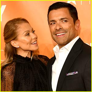 Kelly Ripa Leaves Naughty Comment on Husband Mark Consuelos' Birthday Tribute to Their Son