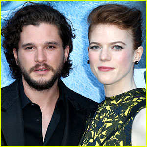 Kit Harington & Rose Leslie Welcome First Child - a Baby Boy!