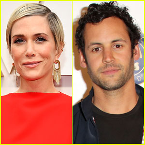 Kristen Wiig Confirms She's Married to Avi Rothman!