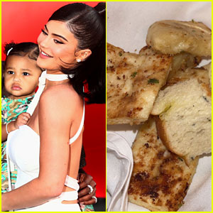 Kylie Jenner Reveals Which Food She Craved During Labor with Stormi